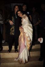 Rekha at Mangiamo restaurant launch in Bandra, Mumbai on 3rd Jan 2012 (49).JPG