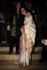 Rekha at Mangiamo restaurant launch in Bandra, Mumbai on 3rd Jan 2012 (50).JPG