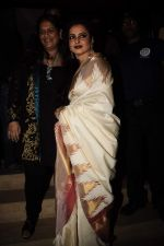 Rekha at Mangiamo restaurant launch in Bandra, Mumbai on 3rd Jan 2012 (51).JPG