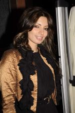 Shama Sikander at Mangiamo restaurant launch in Bandra, Mumbai on 3rd Jan 2012 (57).JPG