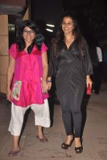 Vidya Balan, Niharika Khan at designer Niharika Khan_s house bash in Yari Road on 3rd Jan 2012 (20).JPG