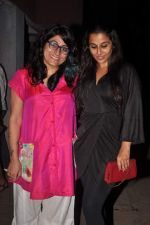 Vidya Balan, Niharika Khan at designer Niharika Khan_s house bash in Yari Road on 3rd Jan 2012 (24).JPG