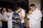 at Sunil and Dharmesh Darshan_s dad_s prayer meet in Santacruz on 3rd Jan 2012 (127).JPG