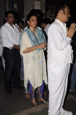 at Sunil and Dharmesh Darshan_s dad_s prayer meet in Santacruz on 3rd Jan 2012 (131).JPG
