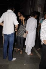at Sunil and Dharmesh Darshan_s dad_s prayer meet in Santacruz on 3rd Jan 2012 (142).JPG