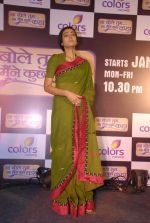Navina Bole at the launch of Colors new show Na Bole Tum Na Maine Kuch Kaha in Vie Lounge on 4th Jan 2012 (21).JPG