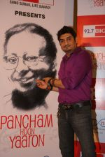 Neeraj Shridhar joins 92.7 BIG FM to celebrate legendary R D Burman at Infinity Mall, Andheri West, Mumbai (7).JPG
