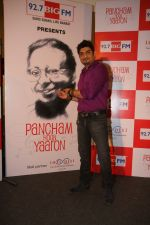 Neeraj Shridhar joins 92.7 BIG FM to celebrate legendary R D Burman at Infinity Mall, Andheri West, Mumbai (8).JPG