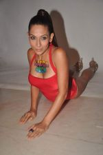 Shaurya Chauhan promotes film Sadda Adda in a bikini in Andheri, Mumbai on 4th Jan 2012 (31).jpg