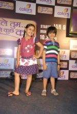 at the launch of Colors new show Na Bole Tum Na Maine Kuch Kaha in Vie Lounge on 4th Jan 2012 (22).JPG