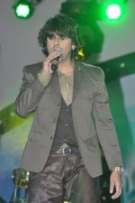 Sonu Nigam at IDMA conference in Lalit Hotel on 6th Jan 2012 (29).JPG