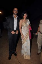 Mandira Bedi, Aashish Chaudhary at Umang Police Show 2012 in Mumbai on 7th Jan 2012 (70).JPG