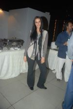 Neha Dhupia at The Wedding Cafe in Andheri, Mumbai on 7th Jan 2012 (1).JPG