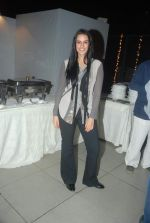 Neha Dhupia at The Wedding Cafe in Andheri, Mumbai on 7th Jan 2012 (36).JPG