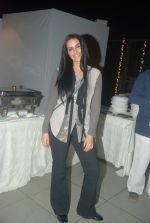 Neha Dhupia at The Wedding Cafe in Andheri, Mumbai on 7th Jan 2012 (37).JPG