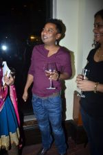Onir at Kaali Poorie_s book launch in JW Marriott on 7th Jan 2012 (47).JPG