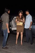 Chunky Pandey at Farhan Akhtar_s birthday bash in Bandra, Mumbai on 8th Jan 2012 (15).jpg