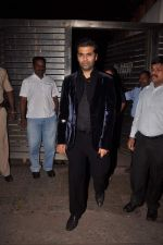Karan Johar at Farhan Akhtar_s birthday bash in Bandra, Mumbai on 8th Jan 2012 (125).jpg