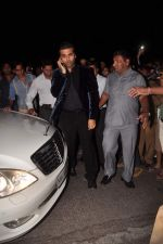 Karan Johar at Farhan Akhtar_s birthday bash in Bandra, Mumbai on 8th Jan 2012 (41).jpg