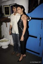 Hiten Tejwani at the Launch of Dabboo Ratnani_s Calendar 2012 in Mumbai on 9th Jan 2012 (92).JPG