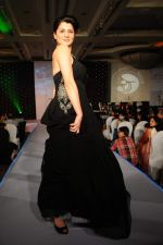 Kainaat Arora at Amy Billimoria_s Fashion Show for Twenty four leading gynaecologists in J W Marriott on 9th Jan 2012 (2).JPG