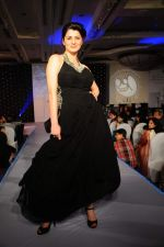 Kainaat Arora at Amy Billimoria_s Fashion Show for Twenty four leading gynaecologists in J W Marriott on 9th Jan 2012.JPG