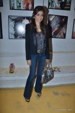 Queenie Dhody at the Launch of Dabboo Ratnani_s Calendar 2012 in Mumbai on 9th Jan 2012 (37).JPG