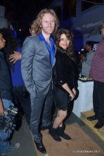 Shama Sikander at the Launch of Dabboo Ratnani_s Calendar 2012 in Mumbai on 9th Jan 2012 (99).JPG