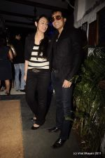Yash Tonk, Gauri Tonk at the Launch of Dabboo Ratnani_s Calendar 2012 in Mumbai on 9th Jan 2012 (103).JPG