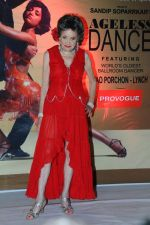 Tao porchon lynch at Ageless Dance show by Sandip Soparrkar in Sheesha Sky Lounge Gold on 10th Jan 2012 (10).JPG