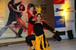 Tao porchon lynch at Ageless Dance show by Sandip Soparrkar in Sheesha Sky Lounge Gold on 10th Jan 2012 (29).JPG