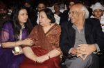 Poonam Dhillon, Yash Chopra at Kiran Bawa_s Lohri festival in The Club on 11th Jan 2012 (96).JPG