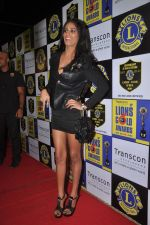 Poonam Pandey at Lions Gold Awards in Mumbai on 11th Jan 2012 (126).JPG