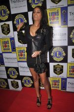 Poonam Pandey at Lions Gold Awards in Mumbai on 11th Jan 2012 (129).JPG