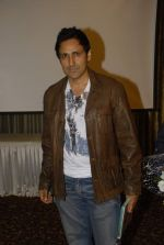 Pravin Dabas at the I Am Kalam DVD launch in Sea Princess on 11th Jan 2012 (22).JPG