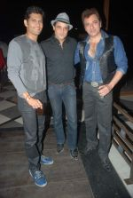 Avinash Wadhwan, Yash Tonk, Amar Upadhyay at Avinash Wadhwan bday bash in Andheri, Mumbai on 12th Jan 2012 (25).JPG