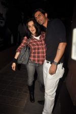 Preity Zinta, Arjun Rampal at Arjun Rampal_s Alive perfume launch in Mumbai on 12th Jan 2012 (233).JPG