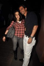Preity Zinta, Arjun Rampal at Arjun Rampal_s Alive perfume launch in Mumbai on 12th Jan 2012 (234).JPG