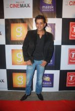 Ravi Kishan at the Premiere of Chaalis Chauraasi in Cinemax, Mumbai on 12th Jan 2012 (10).JPG