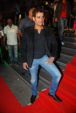 Ravi Kishan at the Premiere of Chaalis Chauraasi in Cinemax, Mumbai on 12th Jan 2012 (9).JPG