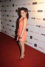 Shazahn Padamsee at 57th Idea Filmfare Awards 2011 Nominations bash in Hyatt Regency, Mumbai on 13th Jan 2012 (97).JPG