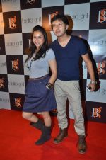 gurdeep kohli with arjun punj at Captain Vinod Nair and Tulip Joshi_s Army Day in Bistro Grill, Juhu on 13th Jan 2012 (2).JPG