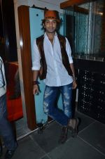 terence lewis at Captain Vinod Nair and Tulip Joshi_s Army Day in Bistro Grill, Juhu on 13th Jan 2012.JPG
