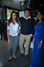 Shweta Kawatra, Manav Gohil at Shaina NC jewellery line for Gehna Jewellers in Bandra, Mumbai on 14th Jan 2012 (16).JPG