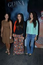 deanne pandey, alvira agnihotri and sangeeta bijlani at Shaina NC jewellery line for Gehna Jewellers in Bandra, Mumbai on 14th Jan 2012 (93).JPG