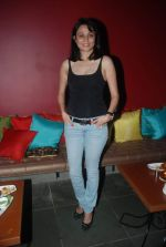Pooja GHai Rawal at Meet Brothers party in Bawa Bistro on 15th Jan 2012 (39).JPG