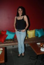 Pooja GHai Rawal at Meet Brothers party in Bawa Bistro on 15th Jan 2012 (40).JPG