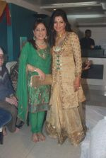 Deepshikha, Sanober Kabir at Deepshikha_s mata ki chowki in Blue Waters on 17th Jan 2012 (32).JPG