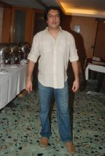 Piyush Jha at Leading Directors meet organised by IFTA in Sun N Sand on 17th Jan 2012 (13).JPG