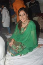 Sanober Kabir at Deepshikha_s mata ki chowki in Blue Waters on 17th Jan 2012 (44).JPG
